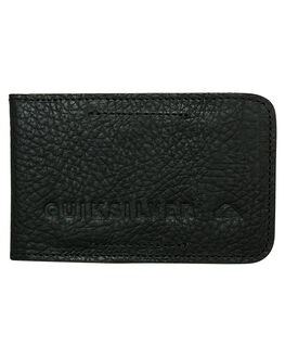 ANTHRACITE MENS ACCESSORIES QUIKSILVER WALLETS - EQYAA03333KVJ0