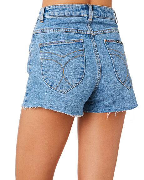 CINDY BLUE WOMENS CLOTHING ROLLAS SHORTS - 131034352