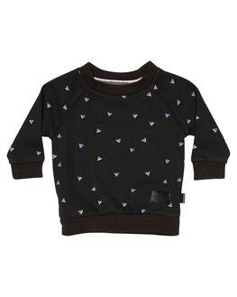 BLACK OUTLET KIDS MUNSTER KIDS CLOTHING - MI172FL25BLK
