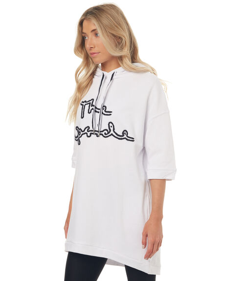 WHITE WOMENS CLOTHING THE UPSIDE JUMPERS - UPL1468WHT