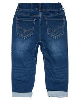 WASHED OUT KIDS BOYS RIDERS BY LEE PANTS - R-30076K-R28WSHOT