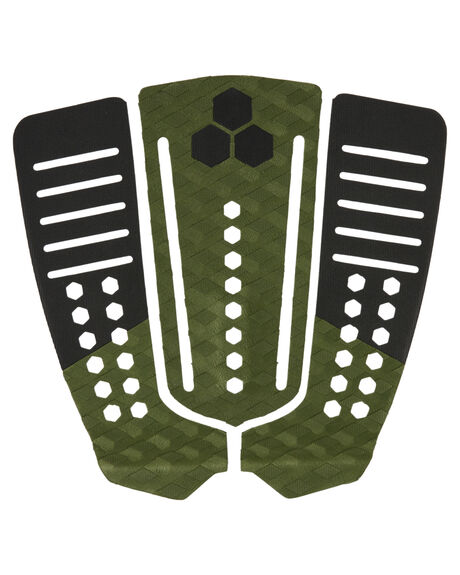 BLACK ARMY BOARDSPORTS SURF CHANNEL ISLANDS TAILPADS - 21653100001BLKAR