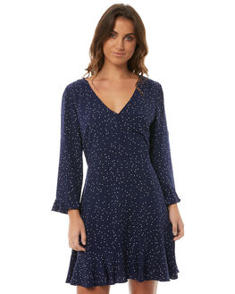 MULTI WOMENS CLOTHING MINKPINK DRESSES - MP1708561MULTI