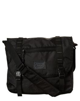 TRIPLE BLACK TRIPLE MENS ACCESSORIES BURTON BAGS - 115941011