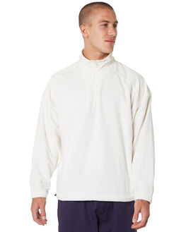 IVORY MENS CLOTHING POLAR SKATE CO. JUMPERS - PSCLWF-IVORY