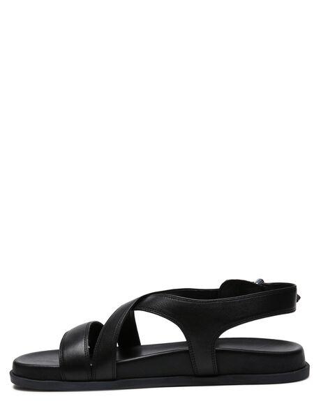 BLACK WOMENS FOOTWEAR SOL SANA FASHION SANDALS - SS211S602BLK