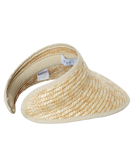 NATURAL WOMENS ACCESSORIES SWELL HEADWEAR - S81741583NAT