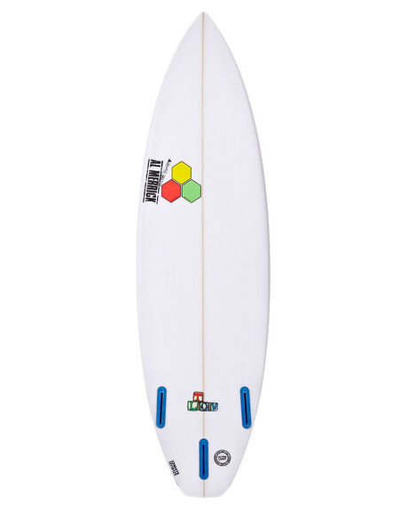 CLEAR BOARDSPORTS SURF CHANNEL ISLANDS PERFORMANCE - CITLOWCLR