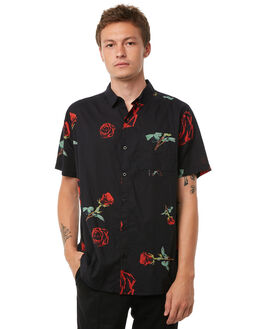 BLACK ROSE MENS CLOTHING ROLLAS SHIRTS - 15268539