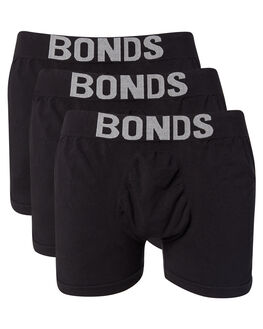 PACK 04 MENS CLOTHING BONDS SOCKS + UNDERWEAR - MXY704K