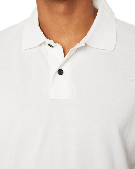 WHITE MENS CLOTHING ACADEMY BRAND SHIRTS - 21S420WHT