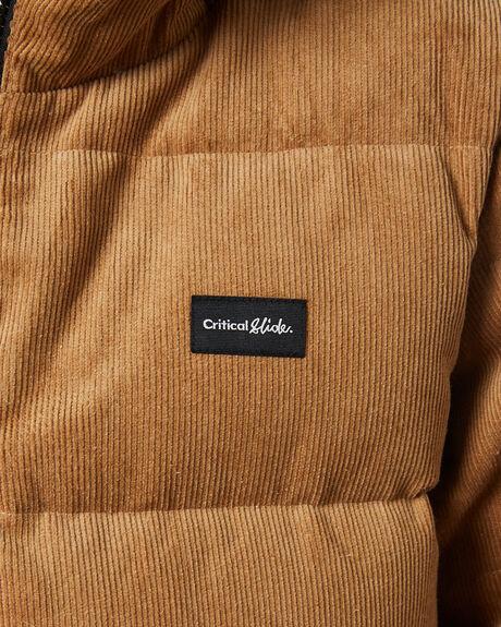 AMBER MENS CLOTHING THE CRITICAL SLIDE SOCIETY JACKETS - JK2009AMBR