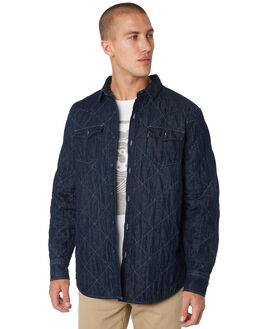 RINSE MENS CLOTHING OUTERKNOWN JACKETS - 56858RNS