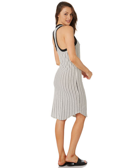 PALE IVORY WOMENS CLOTHING HURLEY DRESSES - CI9808109