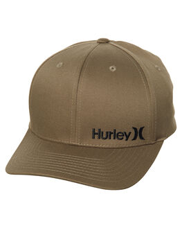 DARK STUCCO MENS ACCESSORIES HURLEY HEADWEAR - MHA000761005K