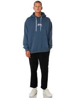 STEELE MENS CLOTHING STUSSY JUMPERS - ST095202STL