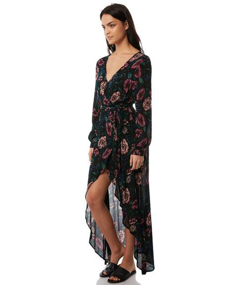 BLACK OUTLET WOMENS BILLABONG DRESSES - 6586471BLK