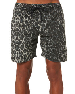 PANTHERA MENS CLOTHING THE PEOPLE VS BOARDSHORTS - AW20100PAN