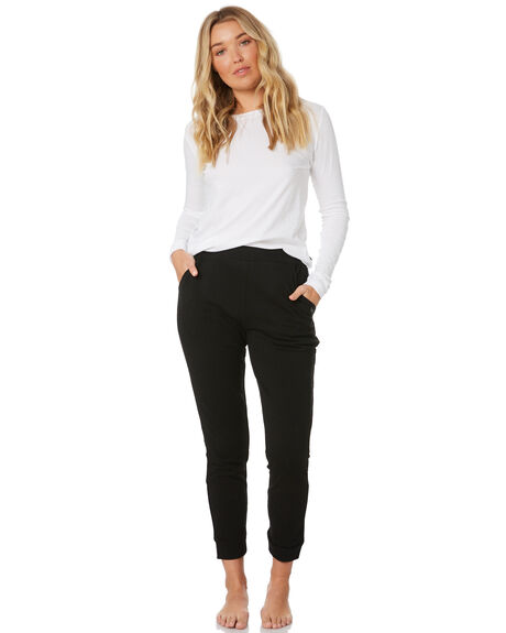 BLACK WOMENS CLOTHING BETTY BASICS PANTS - BB723BLK
