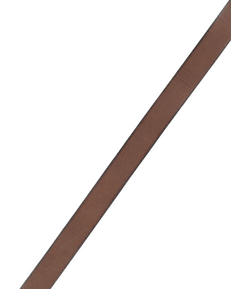 BROWN MENS ACCESSORIES BILLABONG BELTS - BB-9607653-BRN