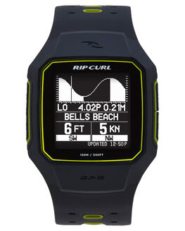 YELLOW MENS ACCESSORIES RIP CURL WATCHES - A11440010