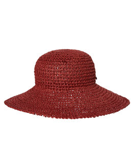 REDWOOD WOMENS ACCESSORIES RUSTY HEADWEAR - HHL0178RWD