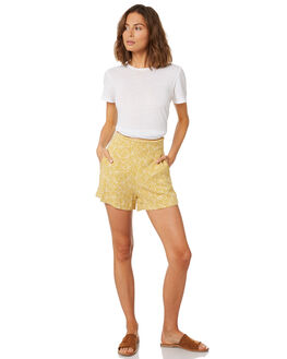 DECO GOLD WOMENS CLOTHING SAINT HELENA SHORTS - SH18SU993DECO