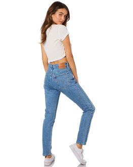 DEL NORTE WOMENS CLOTHING LEVI'S JEANS - 29502-0112DEL