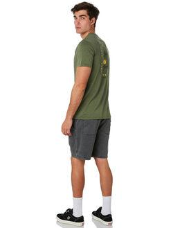 OLIVE MARLE MENS CLOTHING RIP CURL TEES - CTEKS99163