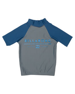 GRAPHITE SURF RASHVESTS BILLABONG TODDLER BOYS - 7771010GRAPH