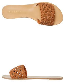 TAN WOMENS FOOTWEAR BILLINI FASHION SANDALS - S559TAN
