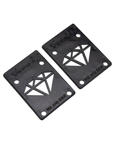 BLACK BOARDSPORTS SKATE DIAMOND SUPPLY CO ACCESSORIES - 016001116BLK