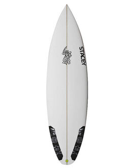 CLEAR SURF SURFBOARDS STACEY PERFORMANCE - STAREAPERCLR