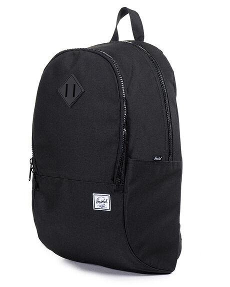 7a655125f2d Herschel Supply Co Nelson Backpack - Black Black Rubber