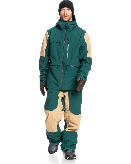 JUNE BUG BOARDSPORTS SNOW QUIKSILVER MENS - EQYTJ03324-GSR0