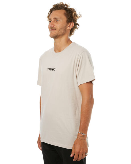 SAND MENS CLOTHING THRILLS TEES - TR7-103CSAND