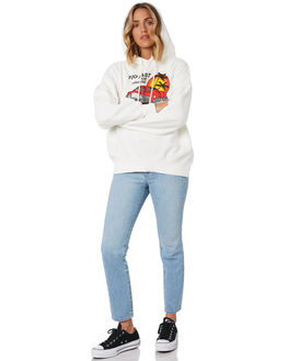 DIRTY WHITE WOMENS CLOTHING THRILLS JUMPERS - WTA20-223ADWHT