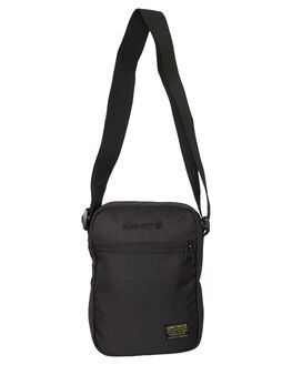 FLINT BLACK MENS ACCESSORIES ELEMENT BAGS + BACKPACKS - 196542AFLBLK