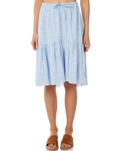 BLUEBELL WOMENS CLOTHING RUE STIIC SKIRTS - SA18-8-BS-YBLST