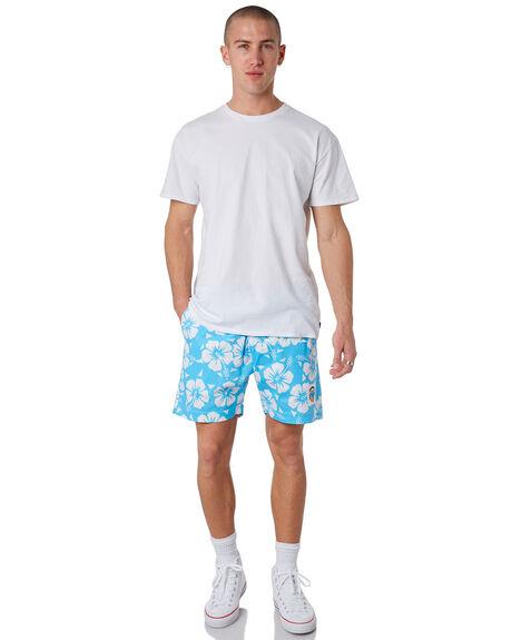 SKY MENS CLOTHING OKANUI BOARDSHORTS - OKSOHBSKSKY
