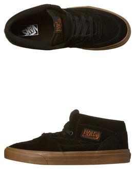 BLACK BLACK WOMENS FOOTWEAR VANS SNEAKERS - SSVN-048EMVPBLKW
