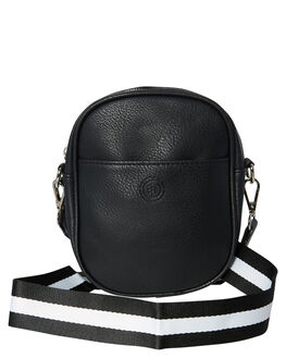 BLACK WOMENS ACCESSORIES ELEMENT BAGS + BACKPACKS - 284542ABLK