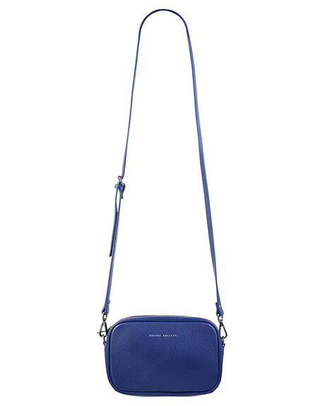 BLUE WOMENS ACCESSORIES STATUS ANXIETY BAGS + BACKPACKS - SA7254BLU