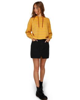 BLACK PEBBLE WOMENS CLOTHING BILLABONG SKIRTS - BB-6581526-6BP