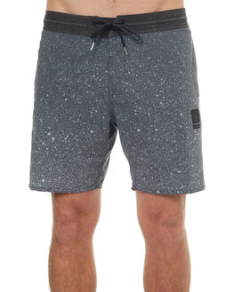BLACK MENS CLOTHING VOLCOM BOARDSHORTS - A0841704BLK