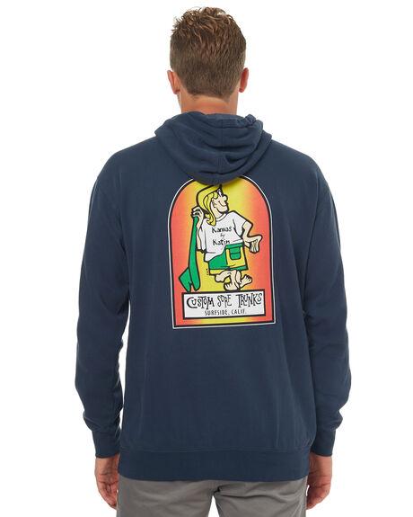 NAVY MENS CLOTHING KATIN JUMPERS - FLSSKBLHD17NVY