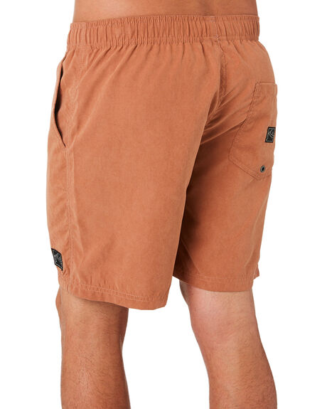 REDWOOD MENS CLOTHING RUSTY BOARDSHORTS - BSM1356RWD