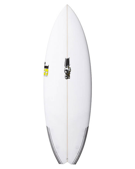c816d61edcb28 Js Industries Dropped Swallow Surfboard - Clear