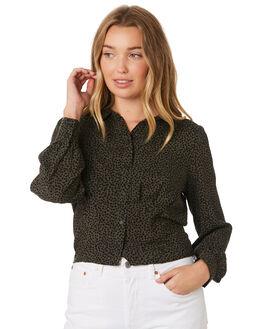 JUNGLE DREAMS PRINT WOMENS CLOTHING SASS FASHION TOPS - 13716TWSSJUNG
