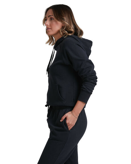 BLACK WOMENS CLOTHING BILLABONG JUMPERS - BB-6517201-BLK